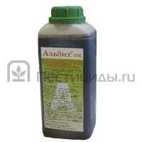 Альбит: средство защиты растений широкого спектра действия