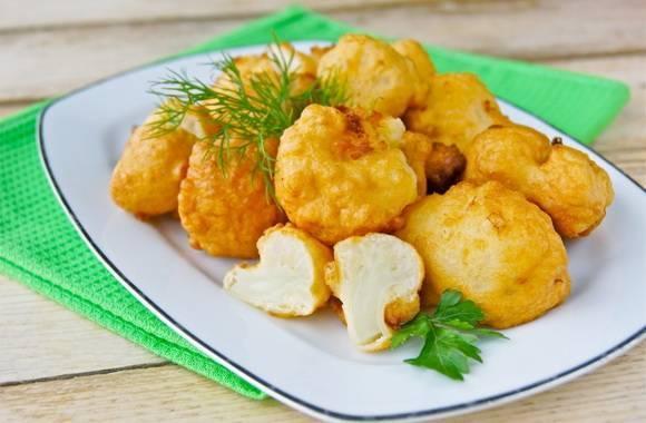 Цветная капуста: калорийность, бжу, рецепты приготовления, польза и вред для здоровья