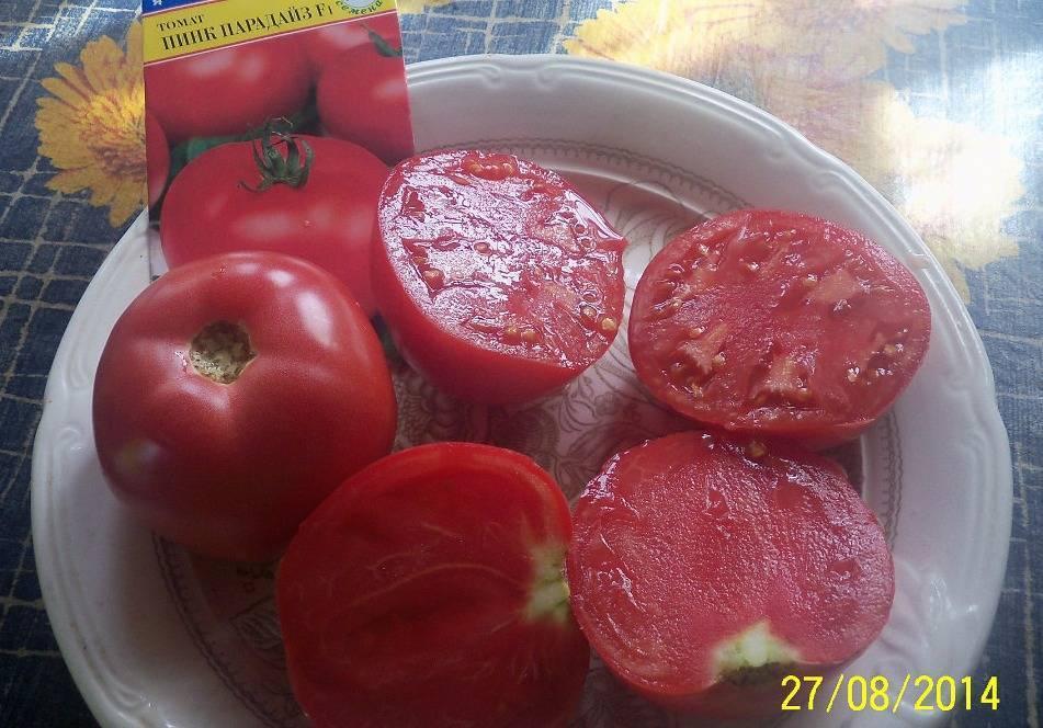 Описание томата «Пинк Парадайз» — как получить хороший урожай
