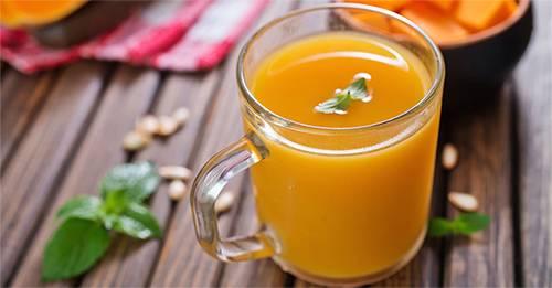 Тыквенный сок: польза и вред для организма, свойства