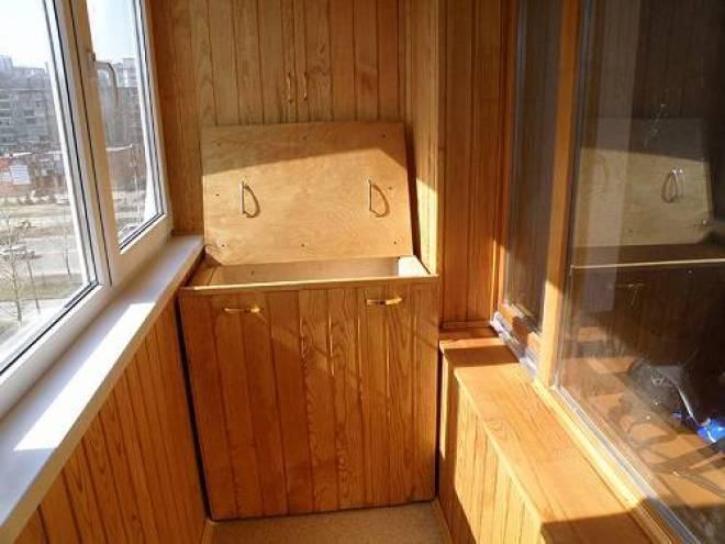 Хранение картофеля на балконе зимой