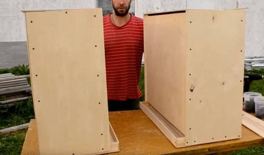 Бункерная кормушка для кур своими руками: как изготовить разные конструкции