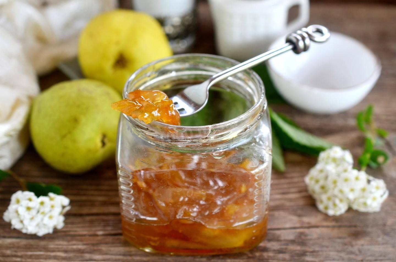 Варенье из груши дольками: как приготовить на зиму