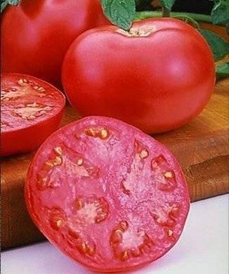 Характеристика и описание сорта томата розовый спам