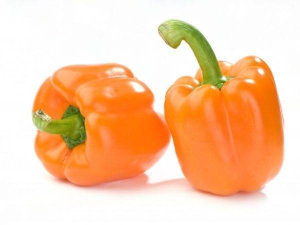 Сладкий перец оранжевое чудо: описание сорта, фото, отзывы