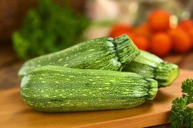 Калорийность кабачка: его пищевая ценность и химический состав