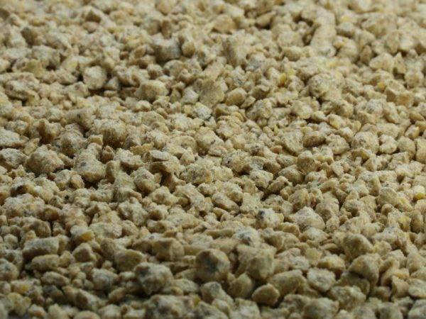 Мешанка — любимый корм домашних несушек