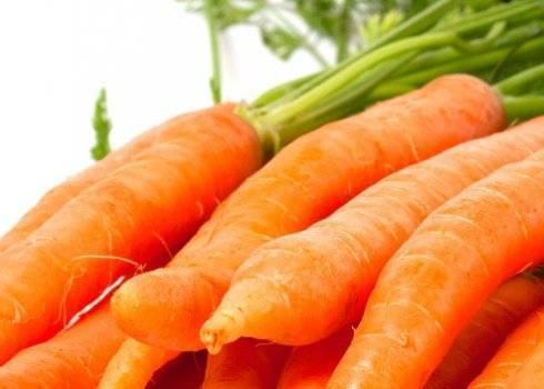 Морковь для избавления от изжоги