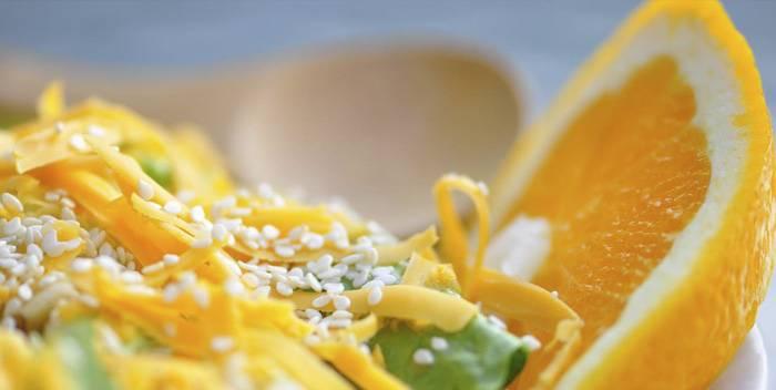 Апельсиновая корка: полезные свойства для здоровья