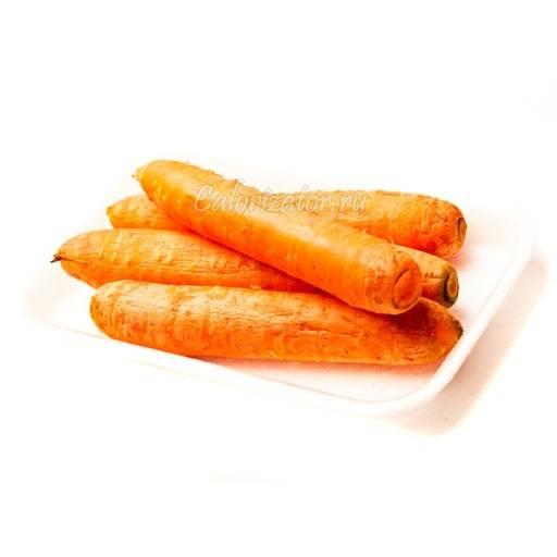Почему морковь желтая: состав, фото, польза и вред — selok.info