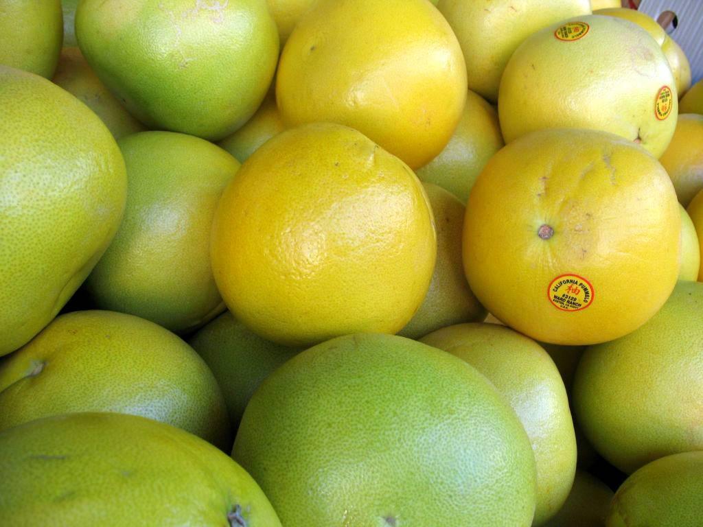 Помело: как выбрать фрукт, и чем он полезен для сердечников
