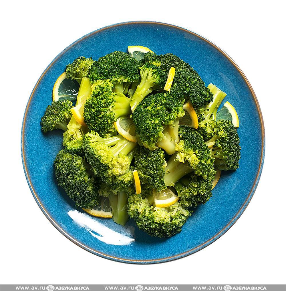 Брокколи — калорийность (сколько калорий в 100 граммах)