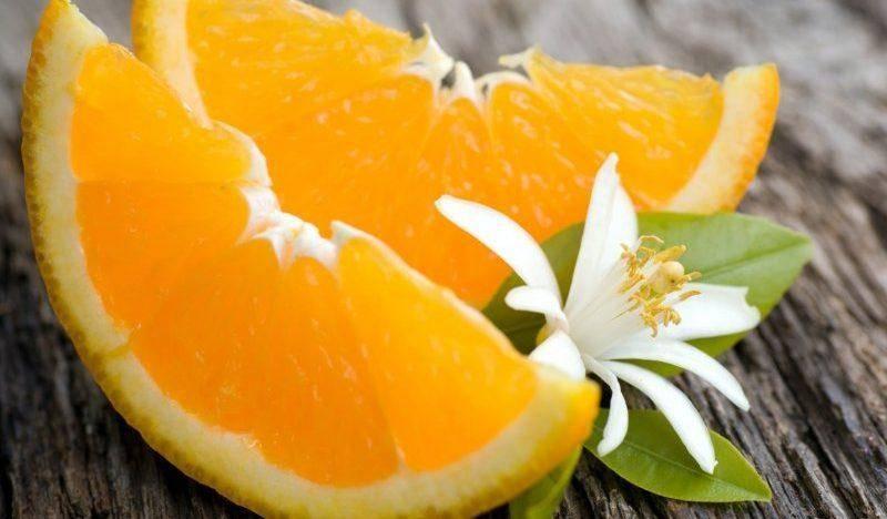 Аллергия у ребенка на апельсин фото