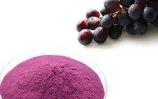Виноградный сахар: как называется, что это такое, польза и вред