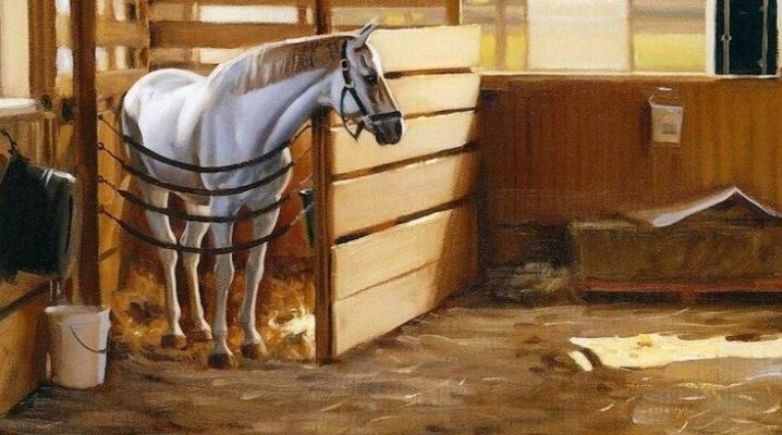 Конюшня для лошадей – какие бывают и как сделать самому? 2021