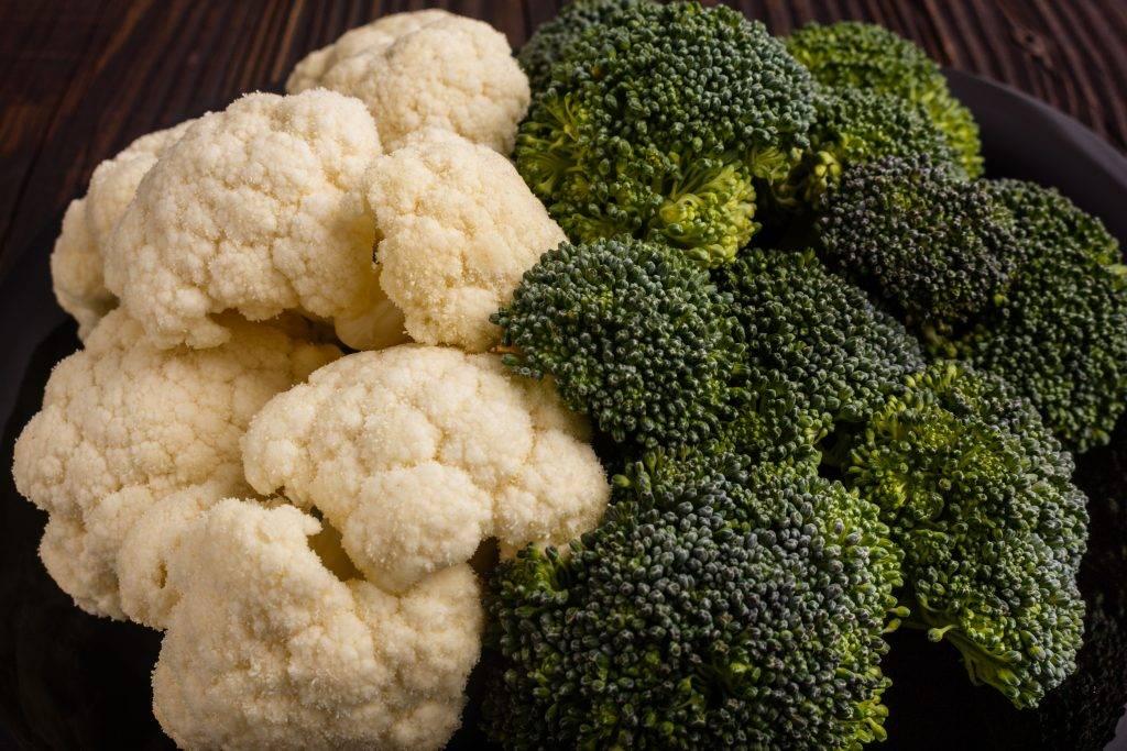 Самая полезная капуста брокколи. польза брокколи.  капусту брокколи признали самым полезным овощем для женщин. | здоровье человека