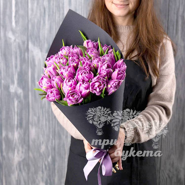 Пионовидные тюльпаны сорта my-flowery.ru - все о цветах