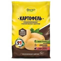 Эффективные минеральные удобрения сегодня – залог хорошего урожая картофеля завтра!