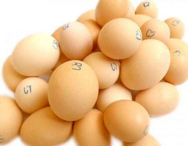 Сколько весит куриное яйцо без скорлупы: описание