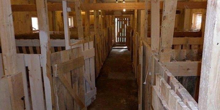 Сарай для коз своими руками: этапы строительства