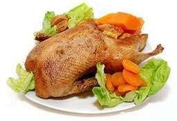Мясо гуся: польза и вред гусиного мяса (гусятины) для организма человека