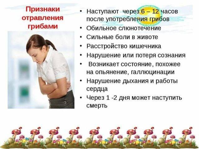 Отравление бледной поганкой : симптомы, диагностика, лечение   компетентно о здоровье на ilive