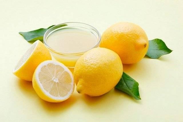 Лимон от атеросклероза — selok