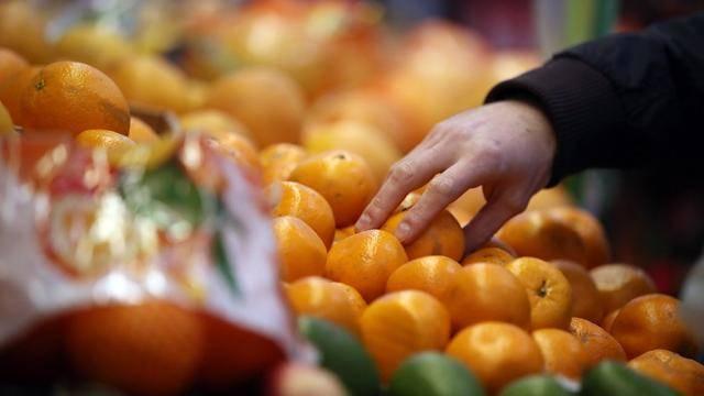 Какие витамины в мандаринах и сколько: состав и польза фрукта