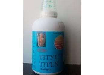 Как применять гербицид титус и когда им опрыскивать растения