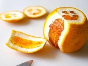 Как почистить апельсин? 14 фото как быстро без брызг и правильно очистить от кожуры, легко ли выбрать нож для чистки