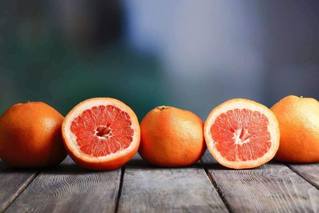 Сок грейпфрутовый — какие витамины содержит
