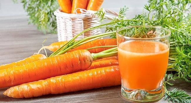 Сколько моркови можно при сахарном диабете (диабетикам) 1 и 2 типа? и можно ли пить сок из нее?