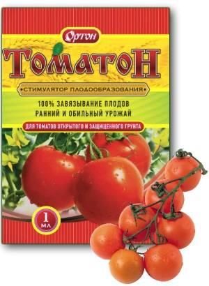 """""""томатон"""" - стимулятор плодообразования, инструкция по применению, отзывы, цена, как обрабатывать"""