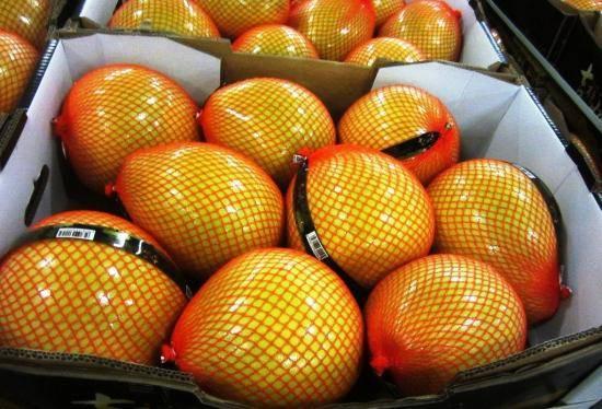 Как выбрать помело: правильно определить спелый и сладкий в магазине