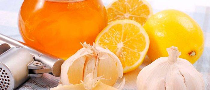 Мед чеснок лимоны при атеросклерозе - про холестерин