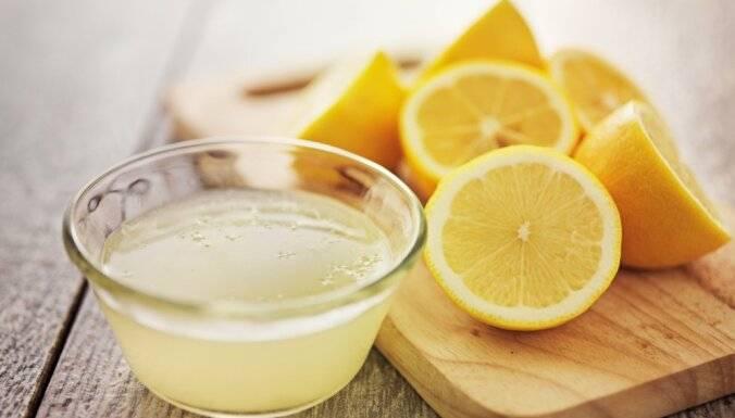 Лимон — кислота или щелочь? 10 способов выровнять ph-баланс организма.