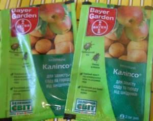 Инсектицид «калипсо»: инструкция по применению, характеристика