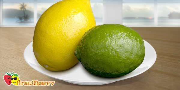 Отличия лайма и лимона: польза и свойства