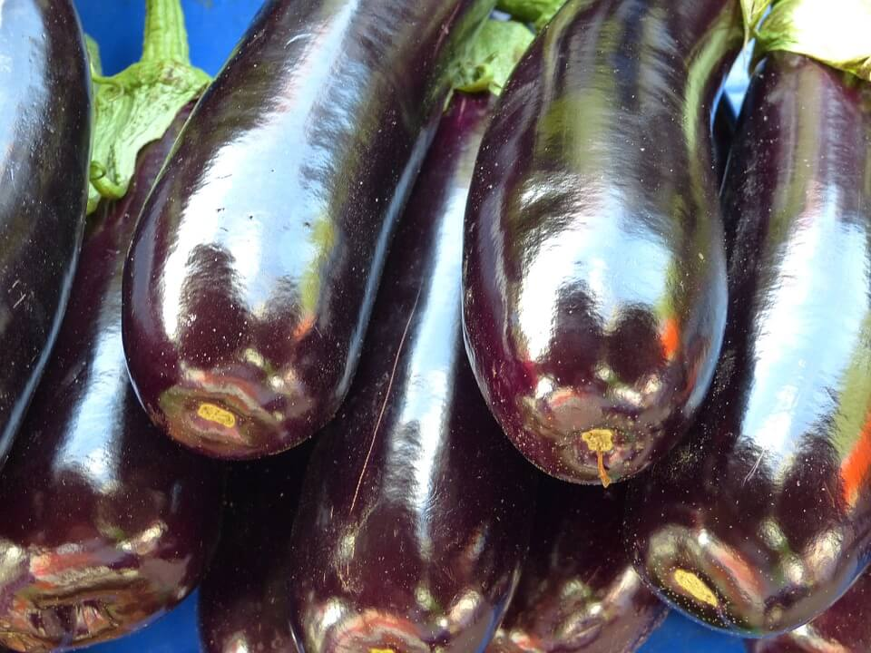 3 рецепта из баклажанов