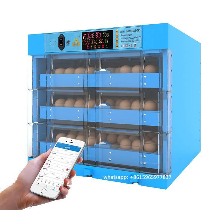 Инкубаторы для куриных яиц: обзор моделей