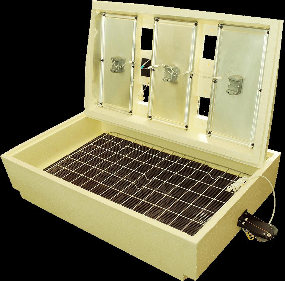 Как выбрать модель инкубатора для куриных яиц