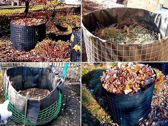 12 вариантов изготовления компостной ямы своими руками
