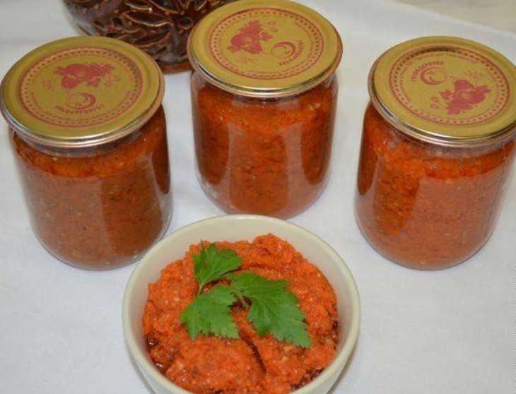 Лечо из перца, помидоров, моркови и лука на зиму пошаговый рецепт