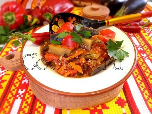 Салат бакат из баклажан на зиму – удивим гостей, порадуем семью: рецепт с фото и видео