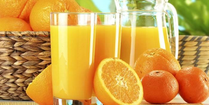 Апельсин: калорийность и содержание белков, жиров, углеводов