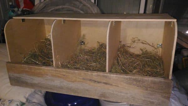 Гнездо для индюшки: как и из чего правильно мастерить