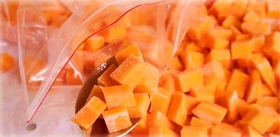 Срок и условия хранения тыквы в домашних условиях