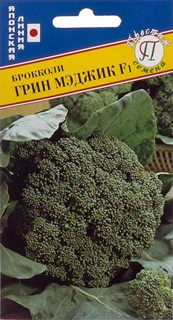 Лучшие сорта капусты брокколи для открытого грунта: топ-15, их описания и характеристики