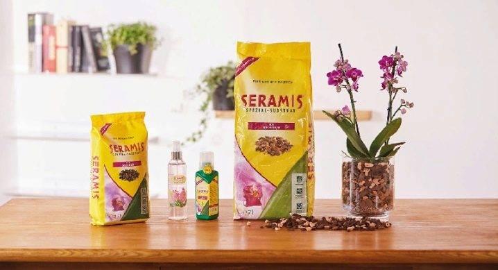 Серамис: состав, свойства и применение для орхидей и других растений