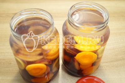 Компот из абрикосов на зиму: 7 рецептов заготовок » сусеки